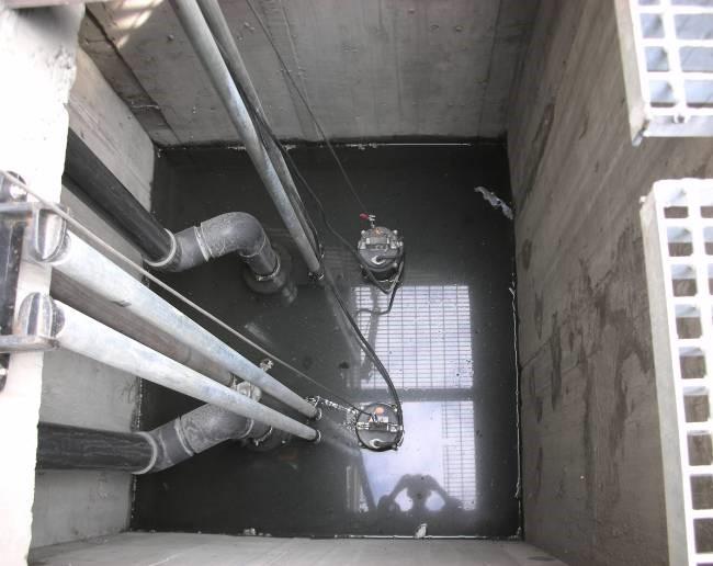 興達室內煤場之排水系統案