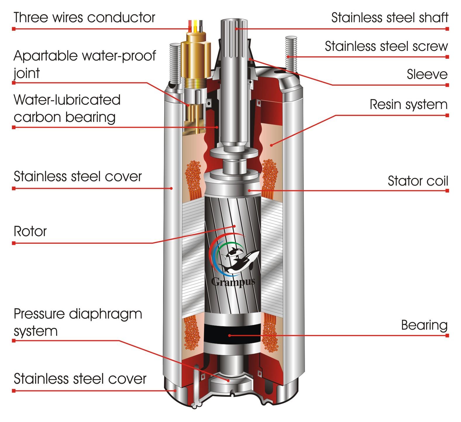 構造剖面圖